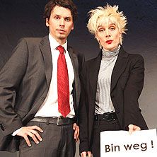 Jenseits von Angela - Kabarett-Theater Distel Berlin - Tickets