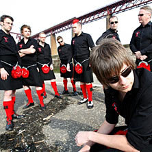 Red Hot Chilli Pipers - Tickets