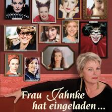 Gerburg Jahnke: Frau Jahnke hat eingeladen Poster