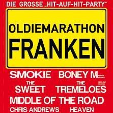 Oldie Marathon Franken in Bamberg