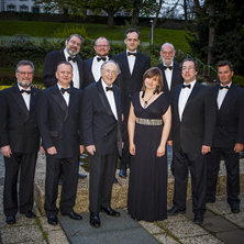 The Big Chris Barber Band, Stadthalle Alsdorf