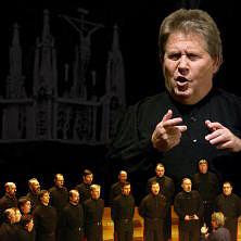 Don Kosaken Chor Serge Jaroff, Leitung Wanja Hlibka