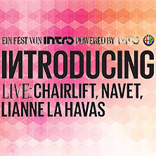 Introducing w/ Chairlift, Lianne La Havas, Navet - Tickets