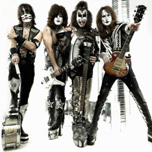 Kiss Forever Band - Play Kiss - Loud & Electric