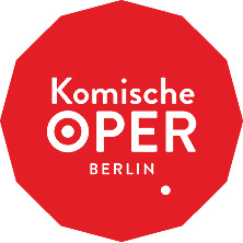 My Fair Lady - Komische Oper Berlin in BERLIN * Komische Oper Berlin,