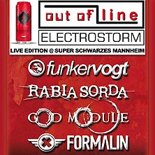Out Of Line Electrostorm Festival - Tickets
