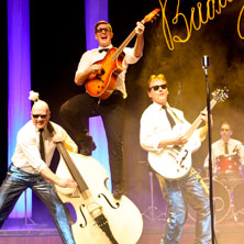 Buddy In Concert, Die Rock 'n' Roll-Show