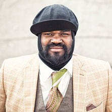 Jazz & Blues: Gregory Porter Karten