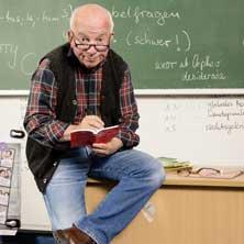 Horst Schroth: Null Fehler - Lehrer Laux. Das Comeback!