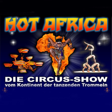 Hot Afrika Circus - Tickets