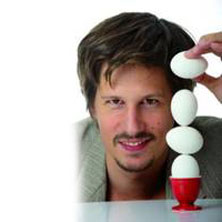 Ken Bardowicks: Mann mit Eiern