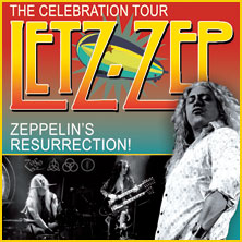 Letz Zep (Led Zeppelin Tribute) Tickets