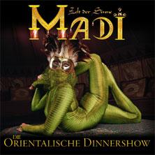 Karten für MADI - Zelt der Sinne: Dinnershow: Sahara in Berlin