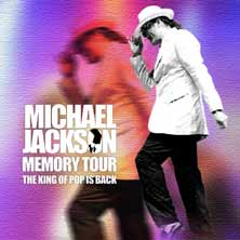 Michael Jackson Memory Tour - The King of Pop is back