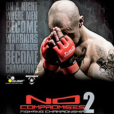 No Compromises 2 - Fight Night Hamburg HAMBURG - Tickets