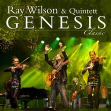 Ray Wilson: Genesis Classic Quintett