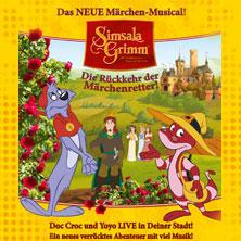 Simsalagrimm - Das Märchenmusical
