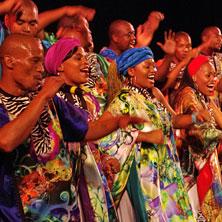 Soweto Gospel Chor