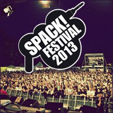 Spack! Festival 2013 - Tickets
