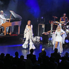 The Tribute Show - ABBA today, Kulturhaus Weißenfels