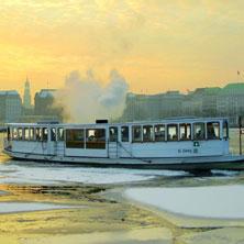 Karten für Alster - Adventfahrt - Dampfschiff ''St. Georg'' in Hamburg