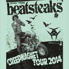 Beatsteaks: Creepmagnet Tour 2014
