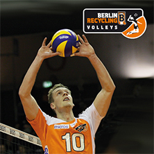 Berlin Recycling Volleys: Saison 2017/2018 Tickets