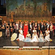 Die große Johann Strauß Gala in ERDING * Stadthalle Erding - großer Saal,