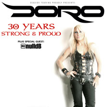Doro: 30 Years - Strong and Proud