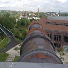 Karten für Faszination Skywalk - mit Hochofenaufstieg in Dortmund