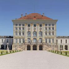 Festkonzerte in Schloss Nymphenburg - Residenz-Solisten in MÜNCHEN * Hubertussaal,