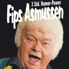 Fips Asmussen - 3 Std. Humor-Power