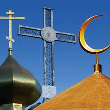 Glaubensvielfalt am Borsigplatz - Von Kreuzen und dem Halbmond