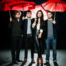 Intergalactic Lovers: Little Heavy Burdens - Tour 2014