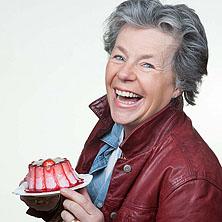 Margie Kinsky: Ich bin so wild nach Deinem Erdbeerpudding!