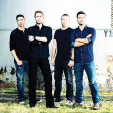 Nickelback: No Fixed Address Tour