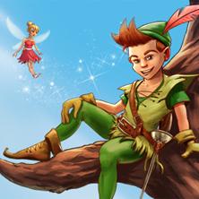 Peter Pan - das Musicall