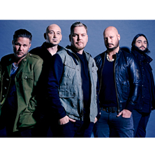 Prime Circle: Let The Night In Tour 2014