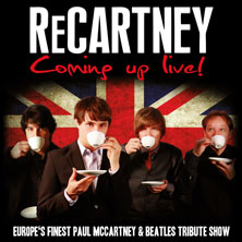 ReCartney: Europe's finest Paul Mccartney & Beatles Tribute