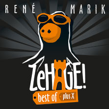 René Marik: ZeHage! Best of plus X in DARMSTADT * Centralstation Darmstadt / 3. OG,