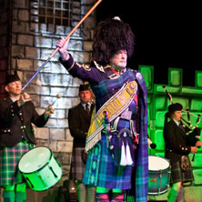 The Scottish Music Parade in THALE / HARZ * Harzer Bergtheater Thale,