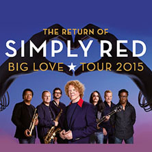 Simply Red: Big Love Tour 2015
