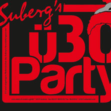 Suberg's ü30 Party in Essen, 10.11.2018 - Tickets -