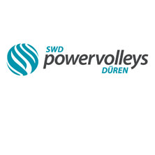 SWD powervolleys DN - TV Rottenburg - Pokalspiel