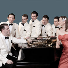 Swing Dance Orchestra - An American Night Of Swing