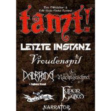 Tanzt! 2014 - Das Mittelalter- & Folk-Rock/-Metal Festival