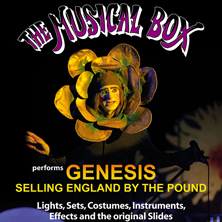 The Musical Box performs Genesis: Selling England by the Pound Tour