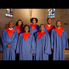 The Original USA Gospel Singers & Band: Oh Happy Day