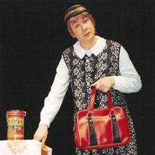 Tom Pauls als Ilse Bähnert - Ein Lene-Voigt-Programm in WERDAU, 07.09.2017 - Tickets -