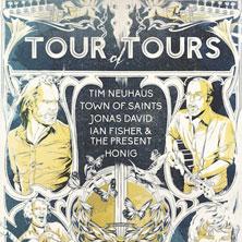 Tour Of Tours mit Honig, Town of Saints, Jonas David, Tim Neuhaus und Ian Fischer & The Present